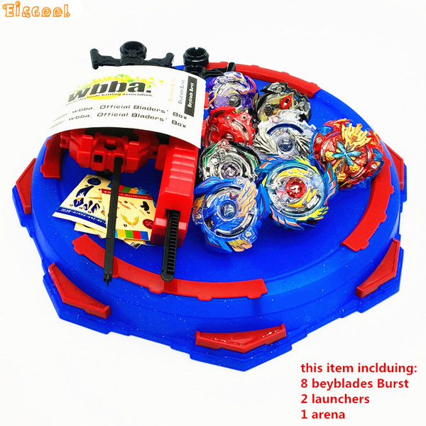Beyblade Burst Toys With Launcher Starter and Arena Bayblade Metal Fusion God Spinning Top Bey Blade Blades Toys Drop shipping 222a
