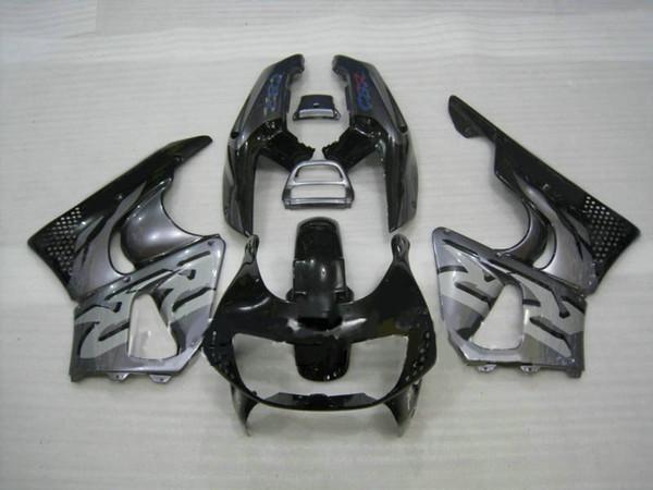 ABS grau schwarz Verkleidungskit für HONDA CBR900RR 893 96 97 CBR 900RR 1996 1997 CBR 900 RR Motorrad Verkleidung Bodykit