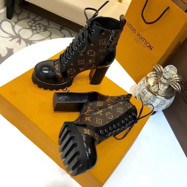 top popular 2019i new fashion wild ladies short boots ladies print striped non-slip summer casual ladies short shoes, full original packaging delivery 2019