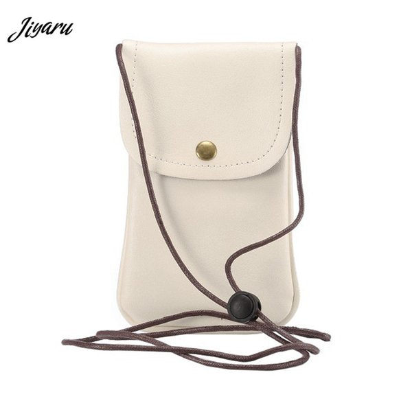 Herren Leder Messenger Bag Umhängetasche Handtasche Mini Handy Mobiltelefon-Beutel Studenten Umhängetasche Clutch Portemonnaie