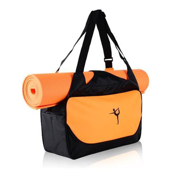Borsa Sport per le donne Duffel Fitness Gym Bag for Yoga (Yoga Mat No)