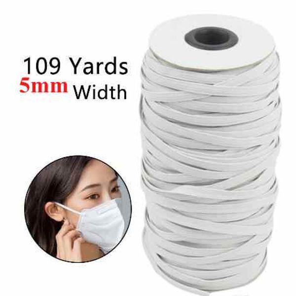5mm white