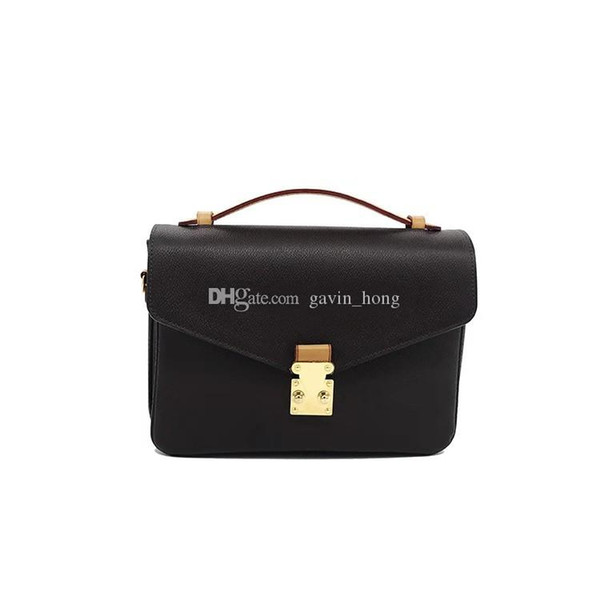 envío libre! bolsos del diseñador de moda bolsa de lujo de alta calidad bolsos de marca bolso de hombro de las mujeres de Metis M40780