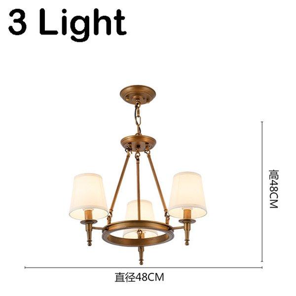 copper 3 light