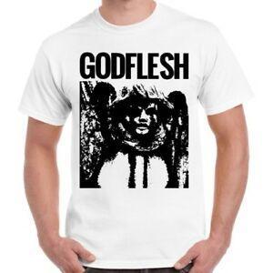 Godflesh Pure Industrial Metal Ministry Killing Joke Scorn Retro T Shirt 23