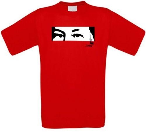Hugo Chavez Gözler de Chavez Gözler Venezuela DEVRİM T-SHIRT TÜM BOYUTLAR YENİ