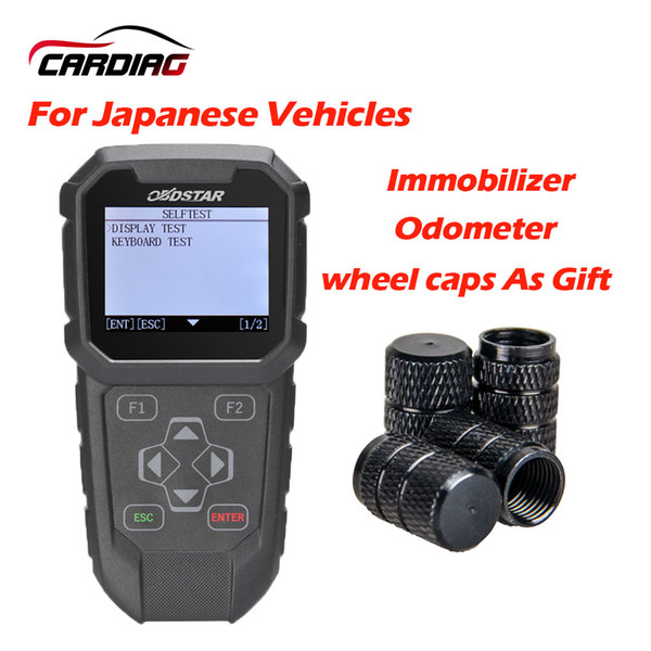 OBDSTAR J-I key programming and mileage adjustment TOOL Special design for Japanese Vehicles immobilizer free update online
