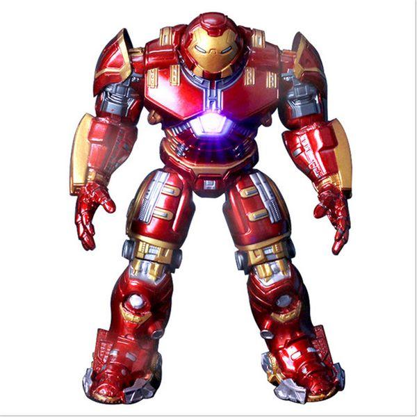 Compre Marvel Comics Iron Man Mao Escritorio Anti Hulk Armor Homem