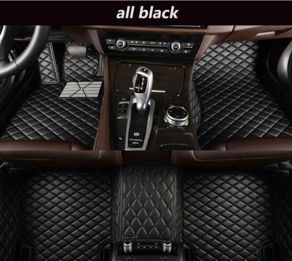 Buick Regal 2004-2019 Auto Bodenmatte Luxus von wasserdichtem Leder verschleißfesten t umgeben