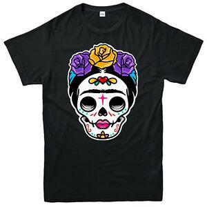2019 Crânio Fan T-Shirt, feminista LGBT Artista Presente Adulto Crianças Tee Top