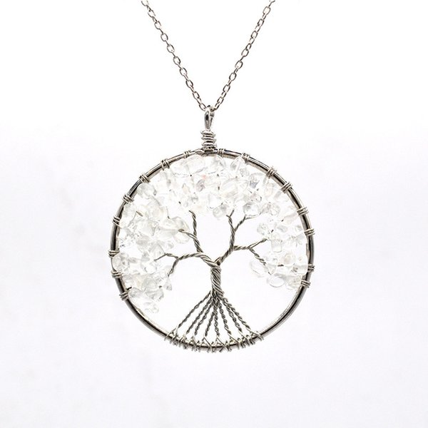 Tree of Life Pendant Necklace 15