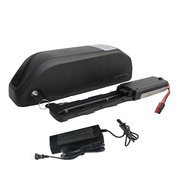 Ship From USA eBike Lithium Battery Pack 52V 17.5Ah Samsung 3500 Cells Bicycle Motor Kit with 40Amp BMS