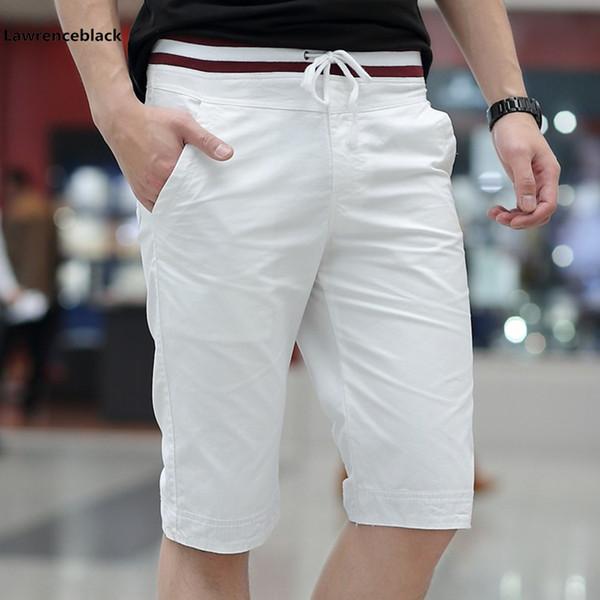 Coton Casual Casual Shorts Marque Vêtements Shorts 2019 D'été Mode Jogger Bermudes Masculina Pantalon Court Plus La Taille 579 Y19043003