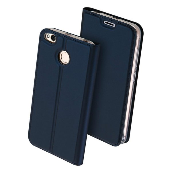 """for xiaomi redmi 4x4 Case Luxury Leather Flip Case for Xiaomi Redmi 4X Phone Funda for xiomi redmi 4x4 Magnetic Cover Case 5.0"""""""