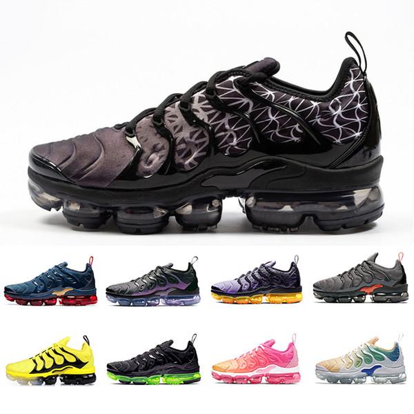 to buy discount shop sells Acheter Nike Air Vapormax Plus Tn Shoes Teal Eagles Citron Citron ...