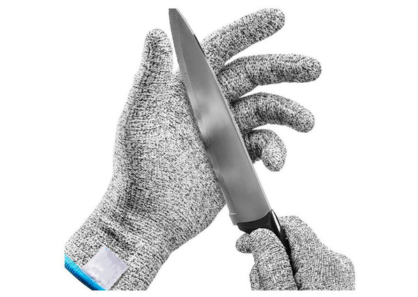 Anti Cut Gloves Safety Cut Proof Stab Resistant Stainless Steel Wire Metal Mesh Kitchen Butcher Cut-Resistant Safety Gloves By SZQY
