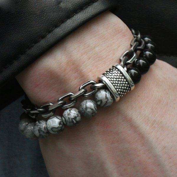 lien bracelet homme