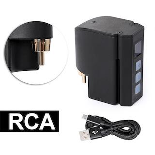 Battery only/RAC connection