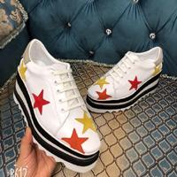 Blanca Estrella Roja