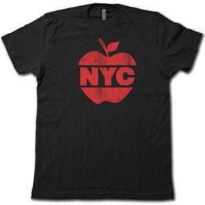 BIG RoRock New York City T-Shirt! 5 Boroughs Brooklyn, Bronx & Manhattan NYC Tee!