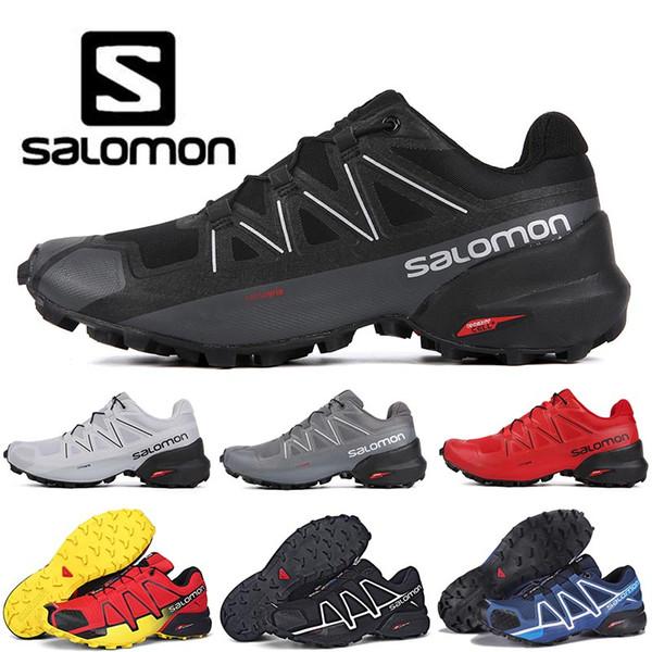 2019 new solamon speedcross 5 cs 4 iv mens women running