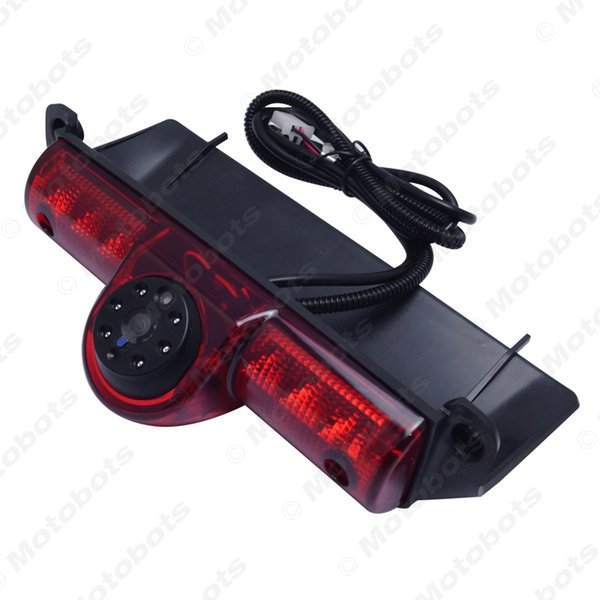 wholesale Car LED Brake Light IR Rear View Reversing/Parking Camera For GM Express Chevy Savana cargo VAN #5373