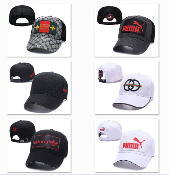 détaillant en ligne d2bb8 f1a6e Casual Sun Visor Hats Designer Mens Dress Hats Fitted Ball Caps Casquette  Fitted Sports Team Hats Snapback Caps Adjustable DF10G8 The Game Hats Baby  ...