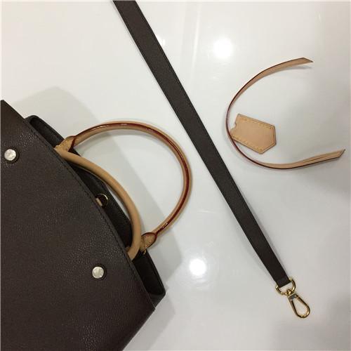 Bolsas de grife de luxo designer de bolsas das mulheres bolsas de couro carteira bolsa de ombro bolsa de embreagem mochila boston sacos 41055 104617
