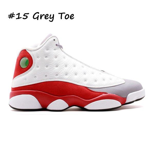 15 Grey Toe