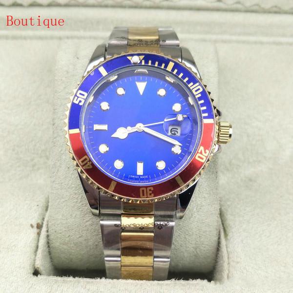 Men And Women Watch Cool Quartz Wristwatches Fashion Stainless Steel Calendar Mens Business Watches Watch male mechanical