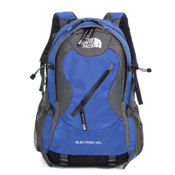 The North Designer Backpack NF Hiking Bag 40L Oxford Shoulder Bags Knapsack Face School Bag Waterproof Rucksack Travel Big Daypack C91701