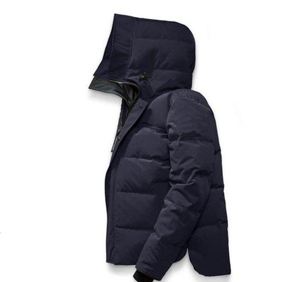 Men Parka Jassen Style Fourrure Homme Outerwear Big Winter Manteau Hiver Chaquetas Doudoune Canada Jacket Coat 19 Hooded From Winter 2019 Fur Down 0wvm8ONn