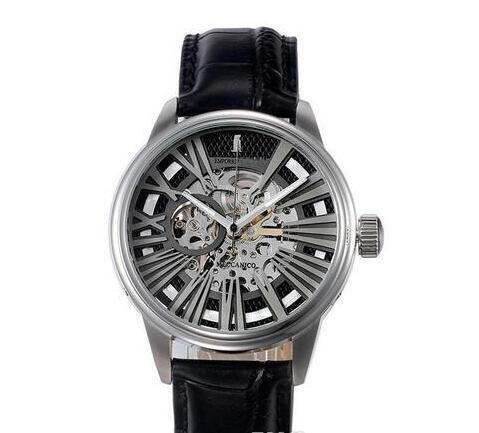 Hot selling ar4629 4629 automatic movement: skeleton hollow man's new sports watch men's watch sapphire glass quality free shipping,