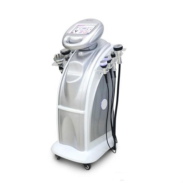 2019 meistverkaufte 7in 1 RF Skin Lifting Firming Ultraschall Kavitation Vakuum Körperform Abnehmen Maschine