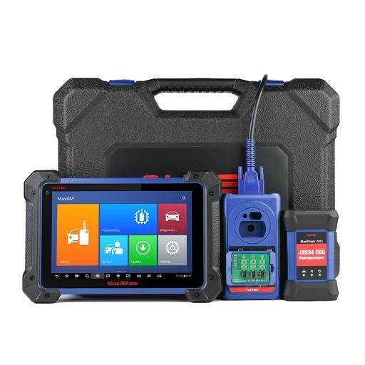 Autel MaxiIM IM608 Programação Chave de Diagnóstico e Ferramenta de Codificação ECU Substituir Auro OtoSys IM600 MX808IM Atualização Gratuita Online