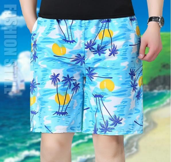 Plus Size Mens Summer Designer Short Pants Drawstring Fashion Loose Sport Style Homme Clothing Casual Apparel