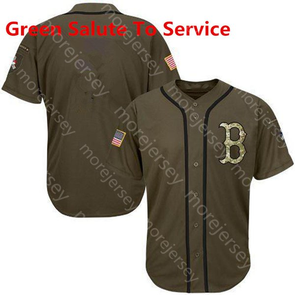 Salute Green To service