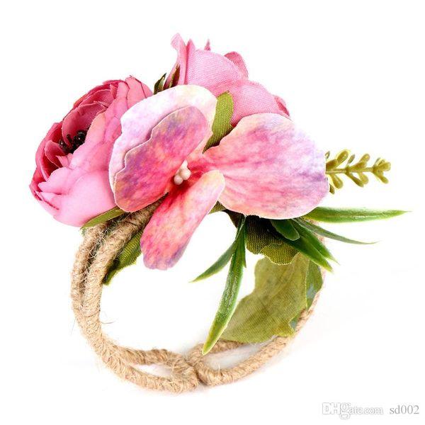 Saman Çelenk Çiçekler Bilezik Bilek Bandı Parti Düğün Gelinlik Gelin Renkleri Mix Çoklu Stiller Moda 6 8jn F1