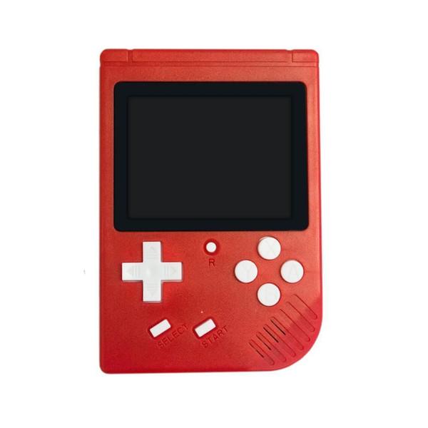 Mini Handheld Game Console 400 jogos Retro Portátil 3,0 Polegada Cor LCD Game Player Para FC Jogo