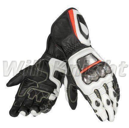 free shipping New Arrival 4 Colors Motorcycle Racing Gloves Full Metal Dain D1 Pro Off-road Riding Men S Long Gloves