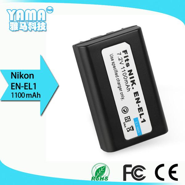 Lithium Rechargeable Battery Digital Camera Battery for Nikon En-EL1 KONICA MINOLTA NP-800 DiMAGE A200