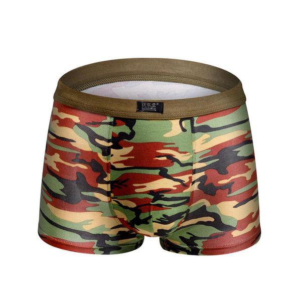 ce46a239f0d789 calzoncillo hombre Men Underwear Men's Sexy Breathable Underpants  Comfortable Boxer Men Underwear Shorts boxer