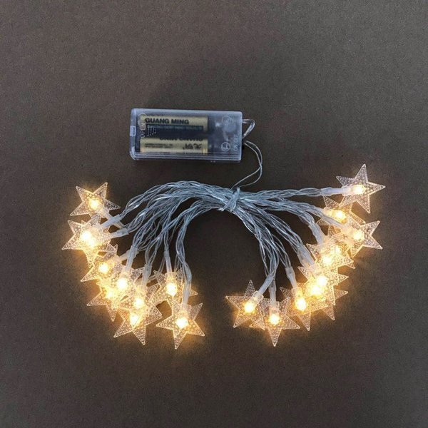 Fairy Lights Plug In For Bedroom Color Changing Usb Led String Lights With Remote For Indoor Christmas Wedding Costume 3m 20led Light Bulb String