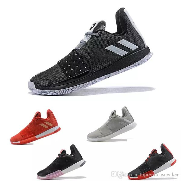 2019 Newest James Harden 3 Vol 3 Iii Men S Basketball Shoes High