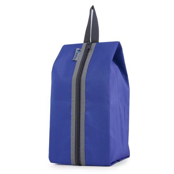 Hot Portable Waterproof Hook Travel Pouch Shoe Wash Bag Zipper Toiletry Makeup Storage Pouch