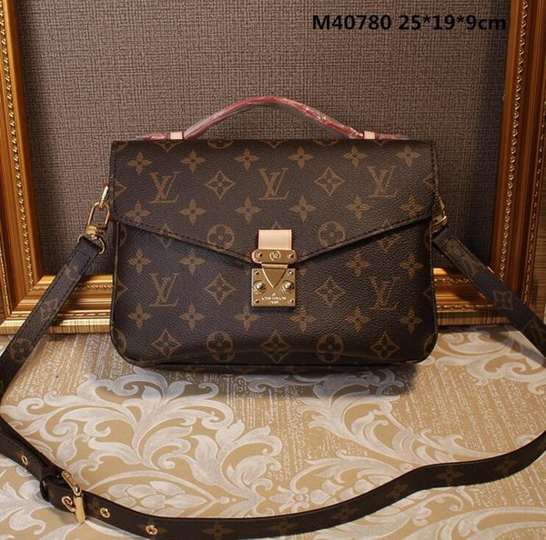 Luxury de igner women me enger bag handbag pochette meti houlder bag cro body bag 13 loui 13 vuitton