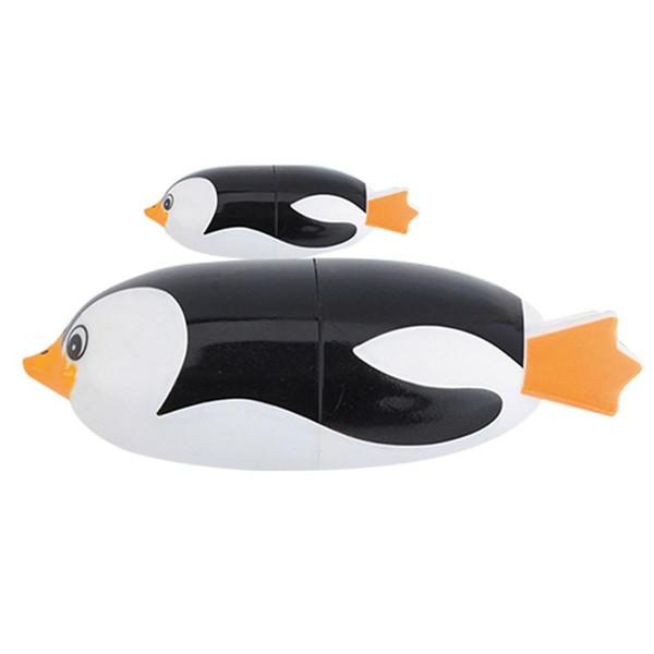 Pingüino Buceo Baño Juguetes Bebé Niños Buceo eléctrico Baño Agua Juguetes Pingüino Regalo del Día del Niño