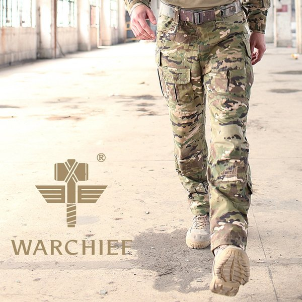 All-terra Camouflage Tactical Pants