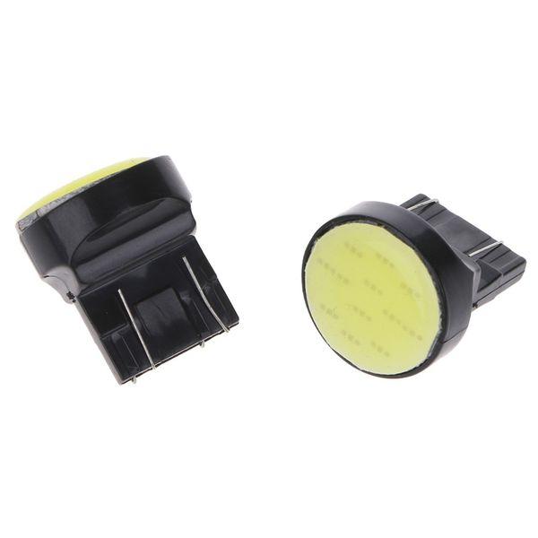 7443 7440 COB 12SMD Car LED Reversing Light Turning Signal Lamp Bulb Tail Light Brake Lights 12V White