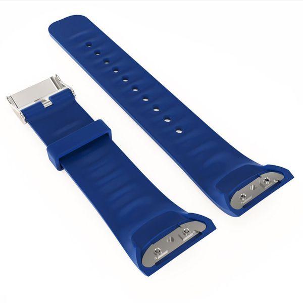 Blu intenso solo il cinturino